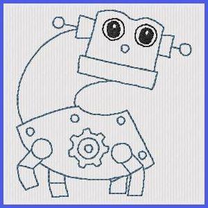Robot Alphabet
