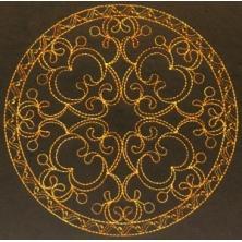Ribbon Mandalas