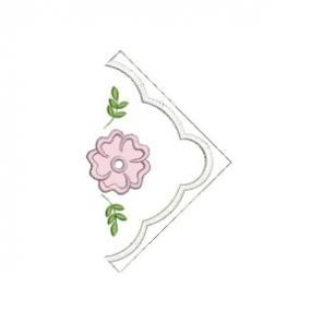 Cutwork Applique Flowers