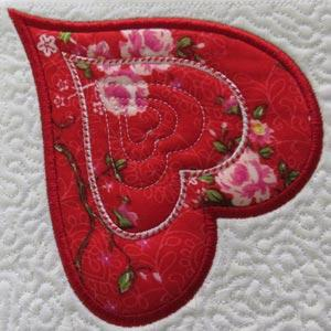 Heart Quilt Blocks