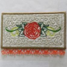 Rose Table Mat