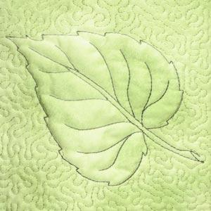 Leaves Quilt Blocks