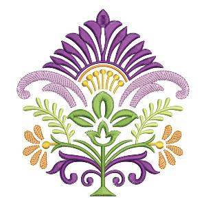 Damask in Colour 3