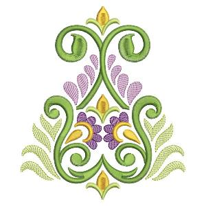 Damask in Colour 12