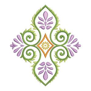 Damask in Colour 20