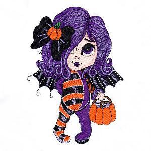 Bashful Boo Halloween 10