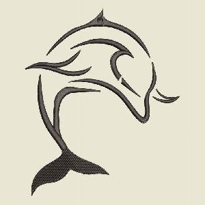 Dolphin (4 sizes)