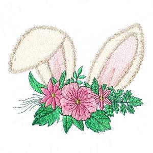 Flower Bunny 1 Single 08