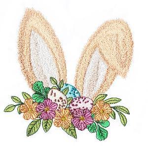 Flower Bunny 1 Single 09