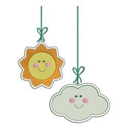 Moon & Stars Baby Mobiles-5