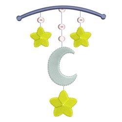 Moon & Stars Baby Mobiles-14