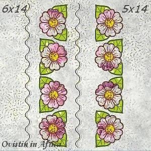 Applique Borders and Quilt Blocks 2