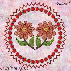 Reverse Applique Pillows
