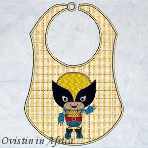 Superhero Baby
