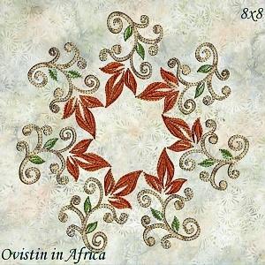 Floral Quilt Set 1