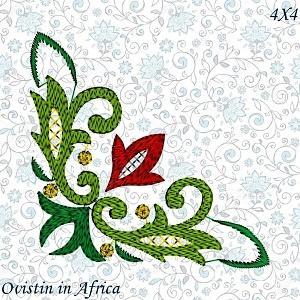 Floral Quilt Set 2