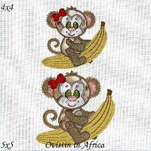 Combo Banana Monkeys