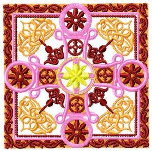 Oriental Crosses