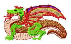 Creative Chinese Dragons