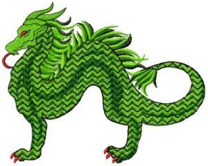 Chinese Dragon Set 2