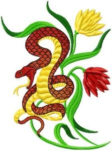 Chinese Snakes