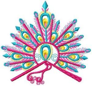Ornamental Fans