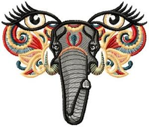 Ornamental Elephants