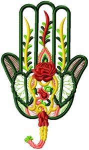 Fatimas Hand Set
