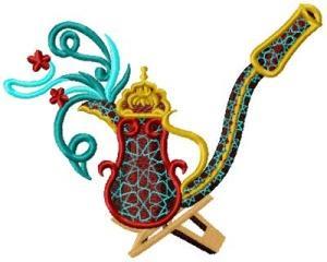 Oriental smoking Pipes