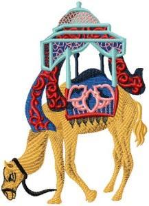 Arabic Camels