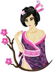 Japanese Geisha Girls