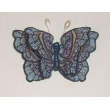 PAMS 3D LACEY BUTTERFLIES COLLECTION ONE