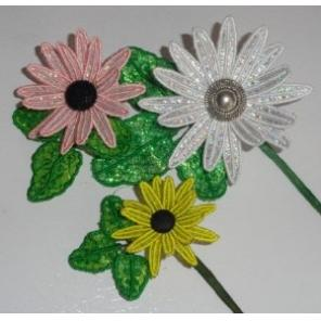 PAMS MYLAR FLOWERS COLLECTION ONE