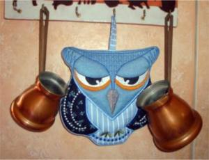 Owlies In My Kitchen