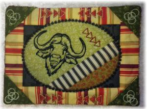 Mug Rugs From Africa