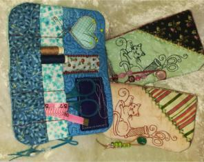 Mini Sewing Kit
