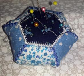 Nostalgig Pin Cushions
