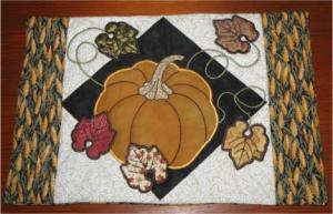 ITH Autumn Table Topper