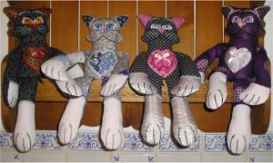 Kitty Shelf Sitter