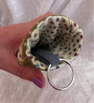 ITH Owk Key Ring Pouches