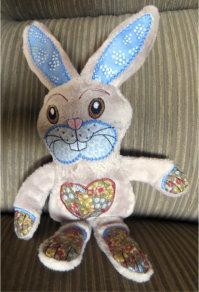 ITH Soft Toy Baby Bunny