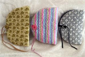 ITH Hedgehog Travel Sewing Case