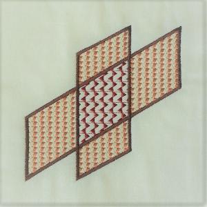 Trendy Decorative Blocks - Square