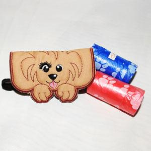 Doggie Poop Bag Holder