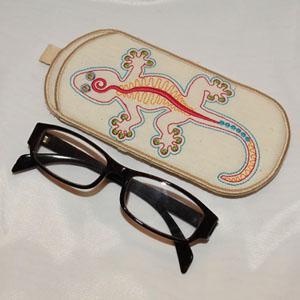 Gecko Glasses Case
