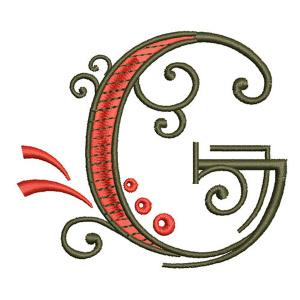 SDS1128 Deco Font