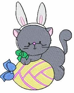 Easter Bunny Wannabe