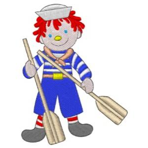 Andy the Sailor