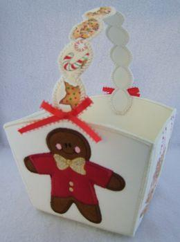 Gingy Gift Basket