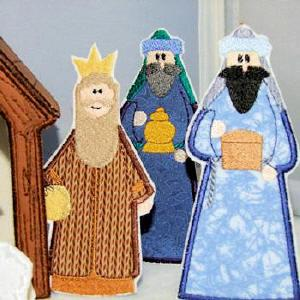 Nativity Set Christmas Village